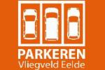 Logo parkeren vliegveld Eelde